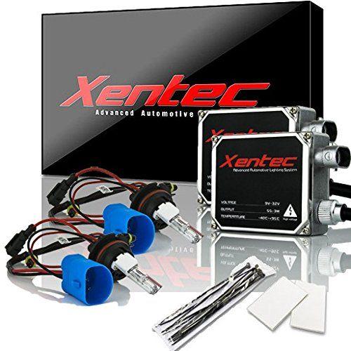 Amazon Com  Xentec 55w Standard Size Hid Kit 9007  9004  Hb5 Hi  Lo 6000k W   Hi