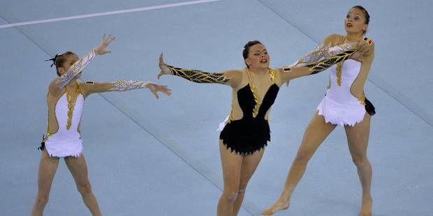 Une médaille d'or pour la Belgique aux Jeux européens!