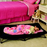 Found it at Wayfair - My Cot Portable Toddler Bed