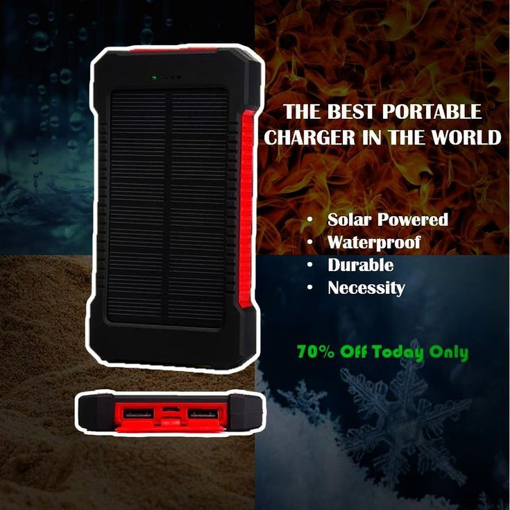 Need A Way To Charge Your Phone While Doing Outside Activities? Check Out This Solar Power Bank.  HURRY! To GET A MASSIVE 70% Discount TODAY ONLY LINK IN BIO ---> LINK IN BIO --->  Ltd. Amount Available & Selling Quick - Grab Yours Before It's Too Late  . . #hunt #bassfishing #campinglife #fishing #tent #outdoorlife #outdoorwomen #whitetail #hunters #huntress #deerhunting #outdoorlife #naturelife #deer #deervalley