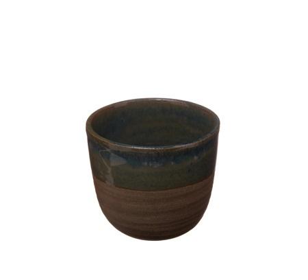 Shelley Panton Stoneware Espresso Cups - for those who take their morning brew seriously!