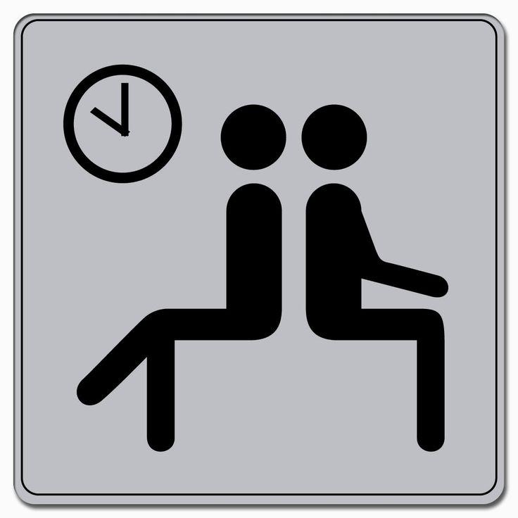 Salle d'attente... salle détente?