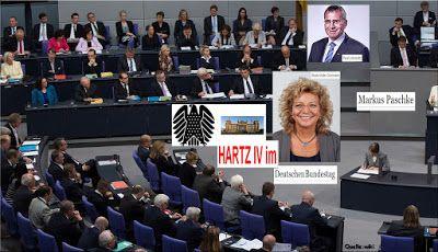 Bloggerkollege Burckhard Tomm-Bub über die Bundestagsdebatte über die Petition zur Abschaffung von Sanktionen in Hartz IV (Sorry, ist ein ganz schönes Ungetüm)