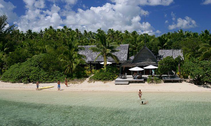 Fafa Island Resort - Tonga