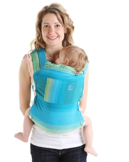 Chimparoo is giving away one of their beautiful Mei Tai baby carriers, the perfect compromise between a woven wrap and a soft structured carrier.