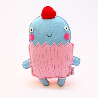 Cupcake handmade toy