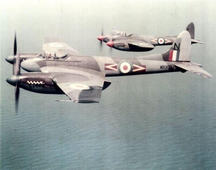 De Havilland Hornet   DE HAVILLAND HORNET   Tangmere Museum