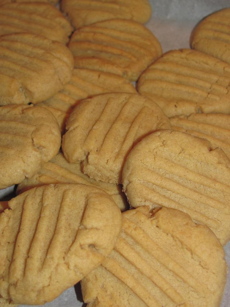 Best Peanut Butter Cookies Ever Recipe — Dishmaps