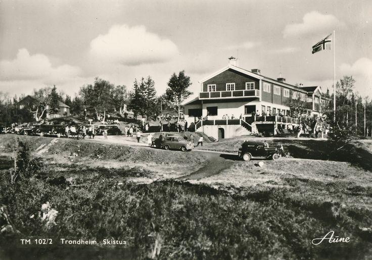 Trondheim - Skistua  #history #svenkvia #norge #norway #car #trondheim #skistua
