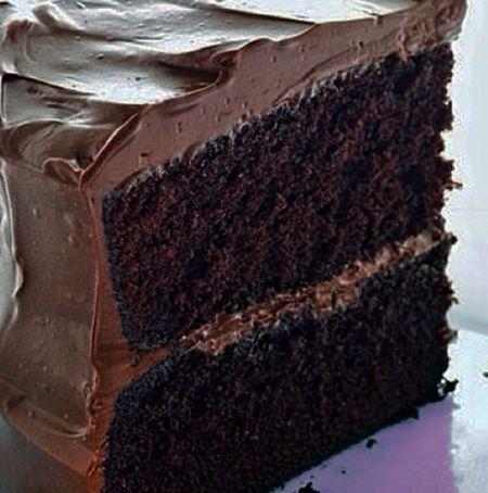 Isaac's Fabulous Devil's Food Cake | Isaac Mizrahi