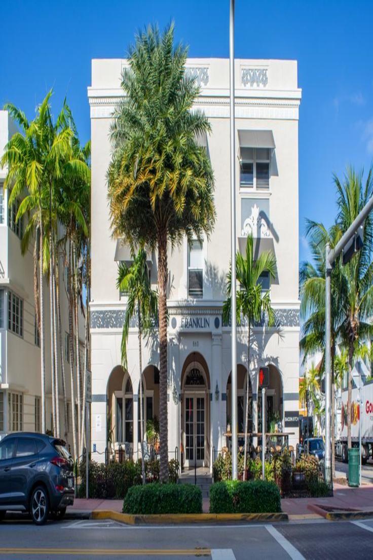 Mai Tai Miami Beach Versace Mansion Ferry Building San Francisco