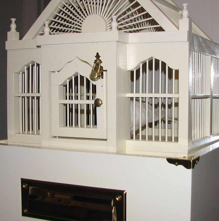 pigeon cage 2007