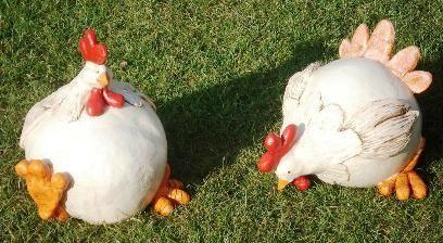 # Huhn, das Hühner kippt   – topferwaren