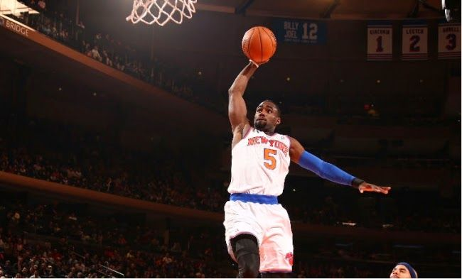 Tim Hardaway Jr. was named to the NBA All-Rookie First Team