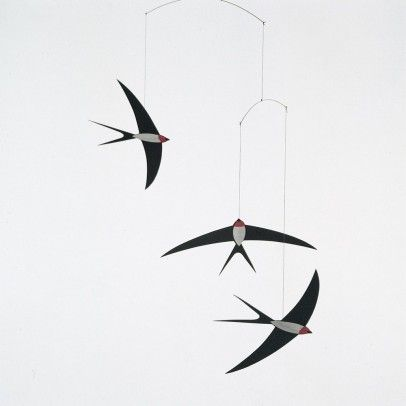 Dreaming of summer: Mobile Swallow Flight by FLENSTED. Got it for Christmas.