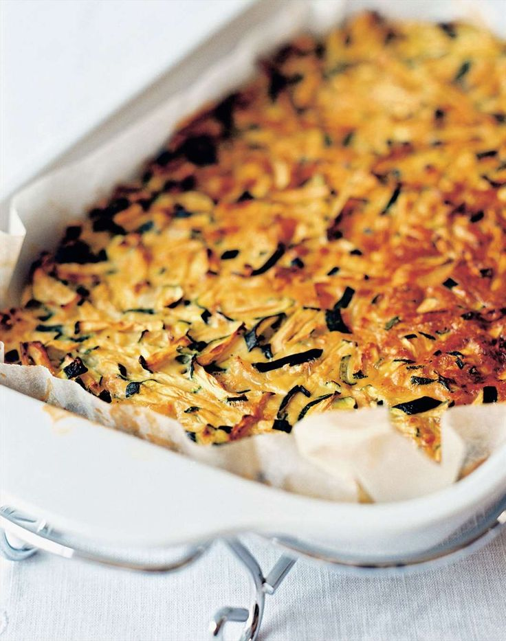 Etty's zucchini kugel by Gaye Weeden from Cooking from memory | Cooked