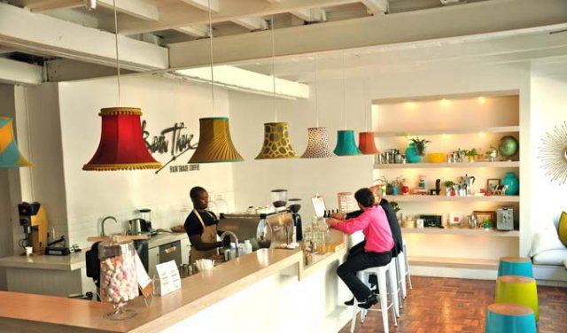 Bean There produces some of the best coffee in Cape Town. Aside from the fact that they source their beans ethically, Bean There also takes pride in travelling to farms and communities to hand select their single origin coffee beans - 58 Wale Street | Cape Town | +27 (0) 87 943 2228