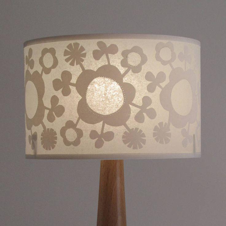 lollipop lampshade by helen rawlinson   notonthehighstreet.com