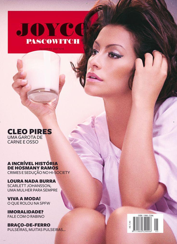 Cleo Pires - Fevereiro 2007