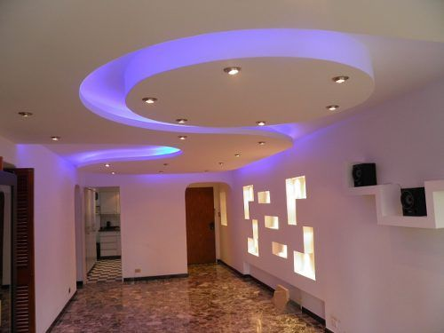 M s de 20 ideas incre bles sobre cielo raso de yeso en for Techos en drywall modernos