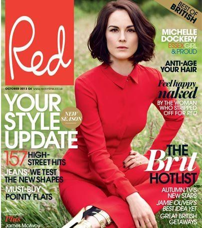 A subscription to Red Magazine.