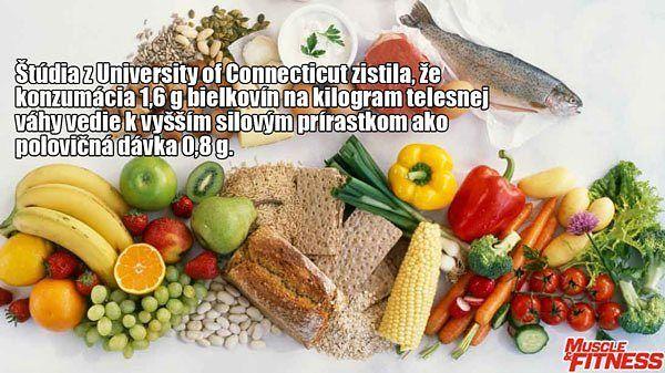Pre viac rýchlych tipov z oblasti výživy a tréningu navštívte Pinterest časopisu MUSCLE&FITNESS - MFCzechSlovak.