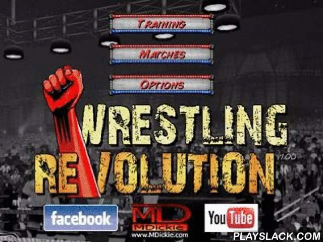 Wrestling Revolution  Android Game - playslack.com , Wrestling Revolution is wrestling on Android. guide your person to the properity! spontaneous control will not cause you any discomfort, though you will need some time to get used to it. The graphics are not particularly great, but enjoyable gameplay makes up for the disadvantages. incredible battles on dissimilar rings and levels around the world in which tables, guitars, telegrams and ludicrous ruses are used are waiting for you. The…
