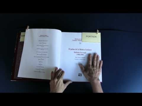 Partes del libro - YouTube