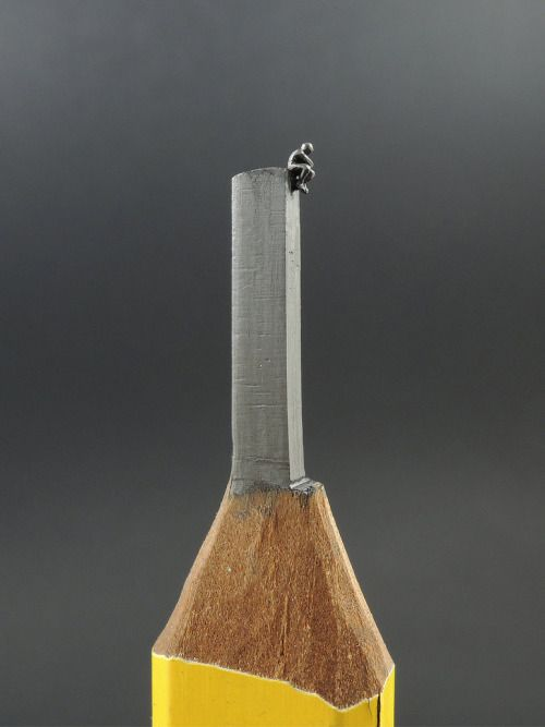 Best Pencils Images On Pinterest Pencil Carving Pencil Art - 8 astonishing tiny sculptures carved on the tips of pencils