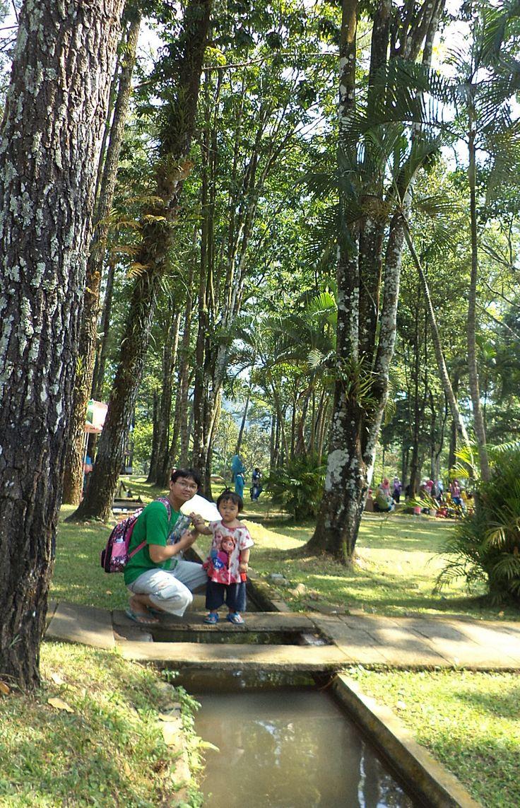 Taman Kyai Langgeng, Magelang, Central Java