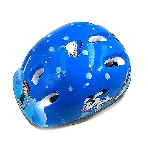Kids' Bike Helmets - Kids Toddlers Bike Helmet Cycling Riding Biking Skating Roller Skating Helmets Youth MultiSports Safty Lovely Bicycle Helmet for Child -- Read more reviews of the product by visiting the link on the image.