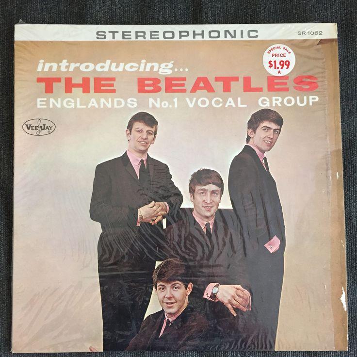 Beatles - Introducing The Beatles (Used LP)