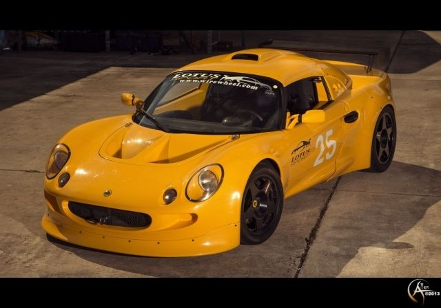 RaceCarAds - Race Cars For Sale » Lotus Elise Motorsport Turbo for sale