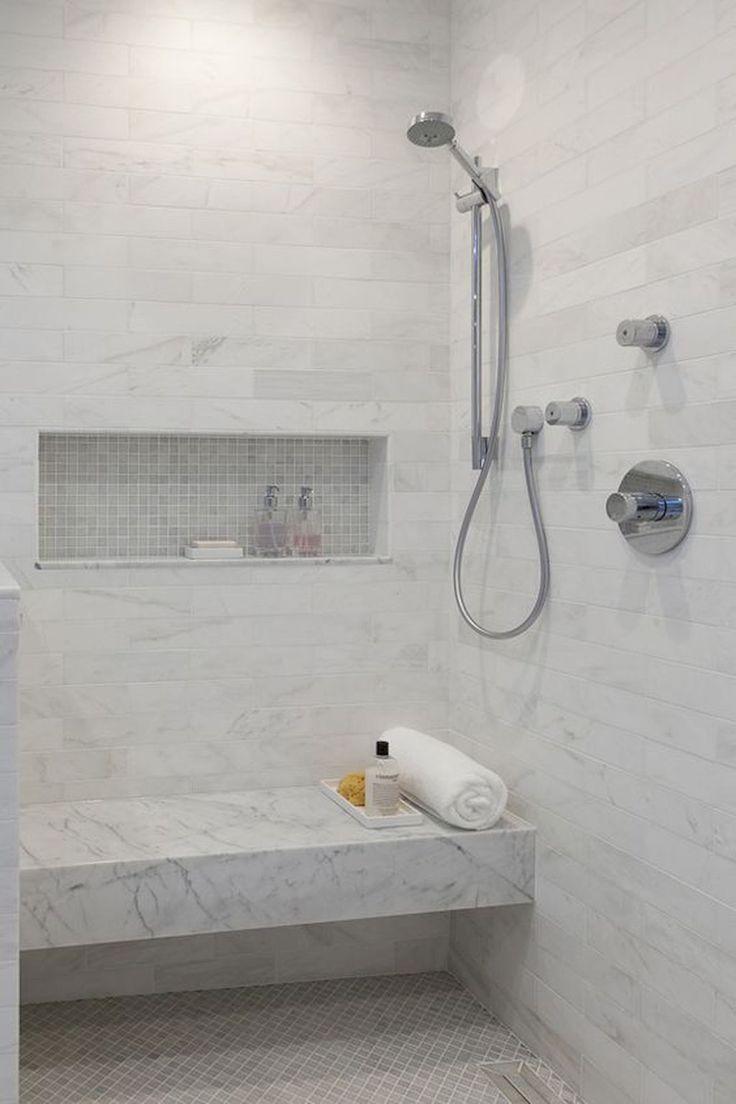 120 Stunning Bathroom Tile Shower Ideas (85