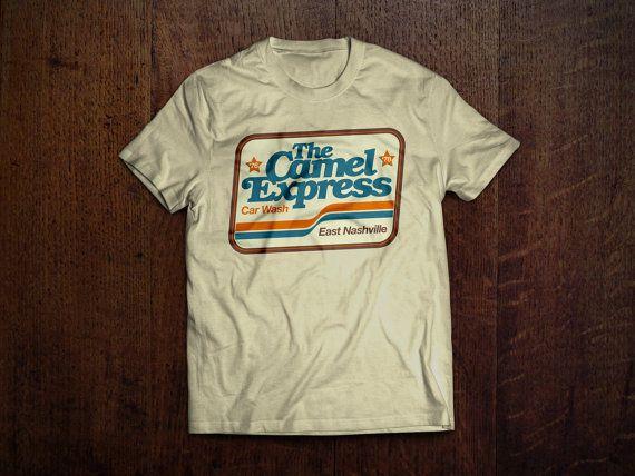 Camel Express East Nashville Vintage Movement T-Shirt