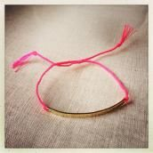 Isla Bracelet Hot Pink DREAM NEW!
