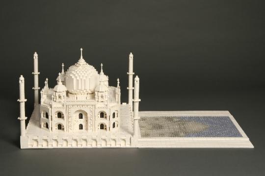 The 25+ best Lego taj mahal ideas on Pinterest | Amazing ...