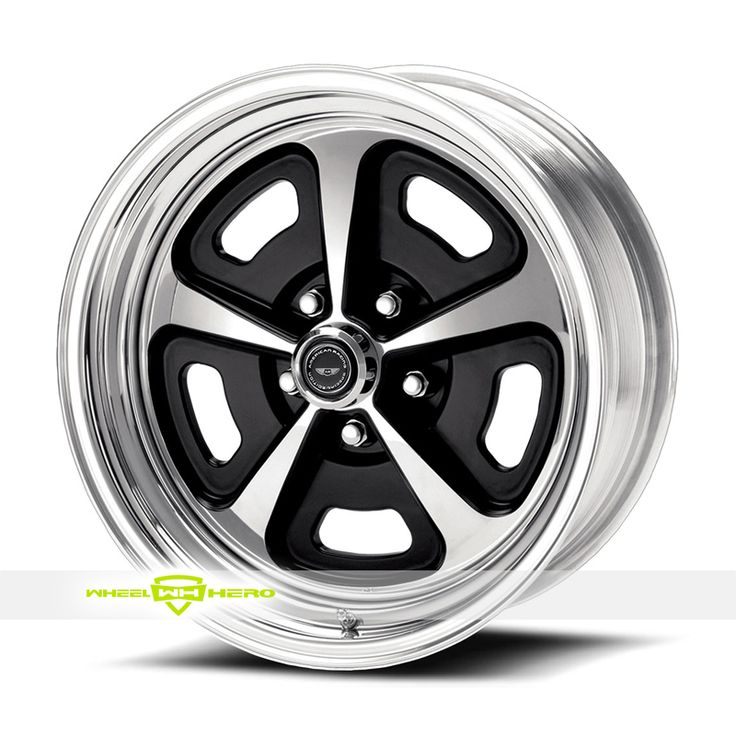 American Racing AR500 Polished Wheels For Sale & American Racing AR500 Rims And Tires