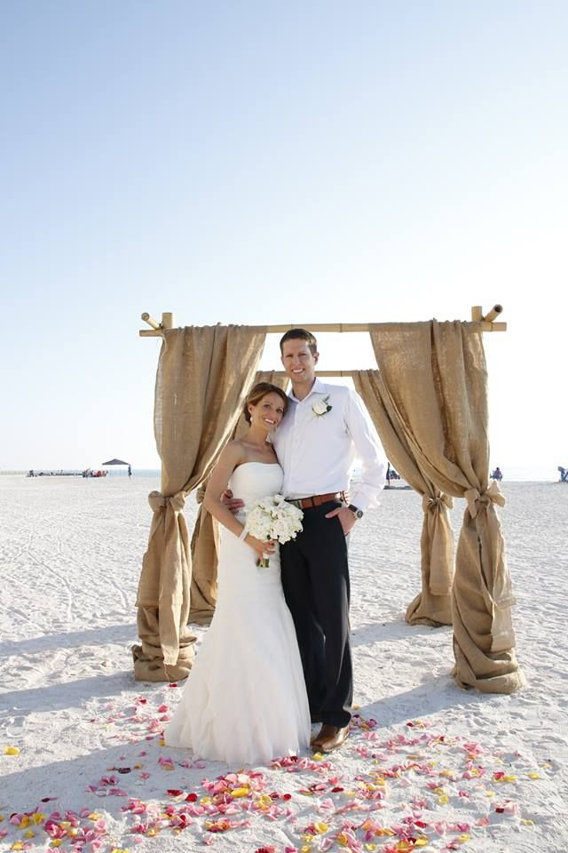 Plan Your Florida Beach Wedding View Pricing And Findthe Best Locations Affordable Weddings In Fort Myers Naples Sanibel Marco