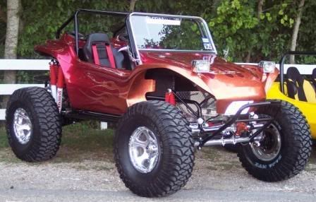 Texas Dune Buggy