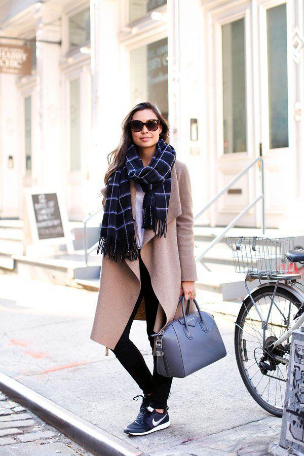 19 Winter-Outfits für Frauen