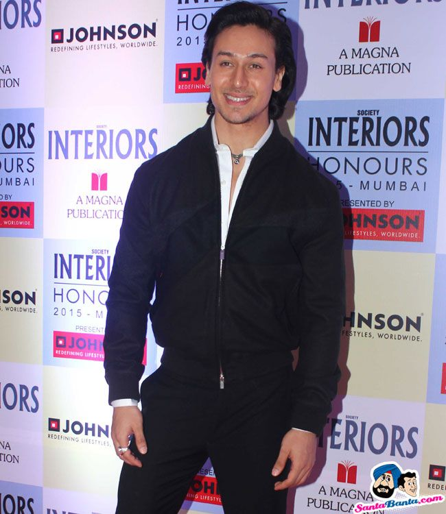Picture # 294967 of Tiger Shroff with high quality pics,images,pictures and photos.