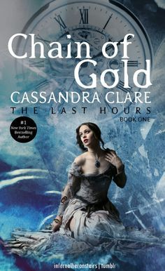 The cover for book one of TLH ~ Chain of Gold. | so pretty....ok, get yourself together. Go pick up The Last Star, finish it, then pick up Clockwork Princess, finish it, then run to the store and but COHF and finish it.