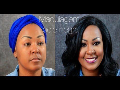 Assista esta dica sobre Maquiagem pele negra | Irlaine Tavares e muitas outras dicas de maquiagem no nosso vlog Dicas de Maquiagem.
