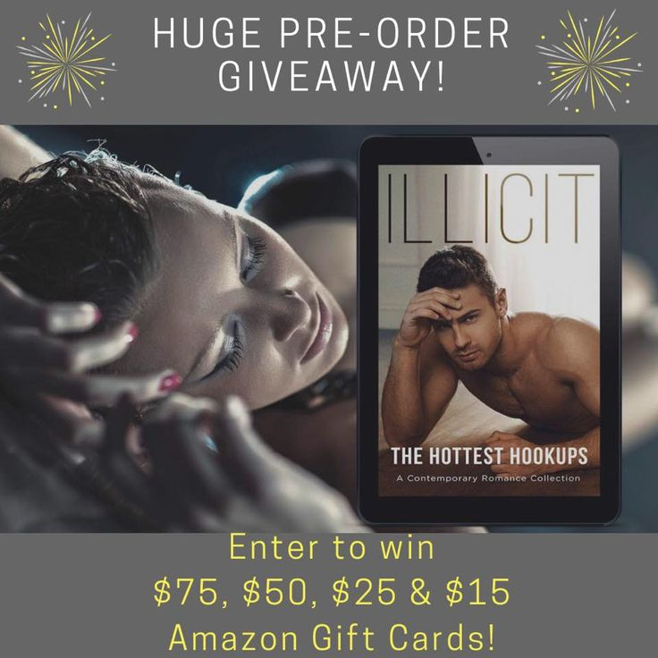 Illicit romance collection preorder giveaway enter to
