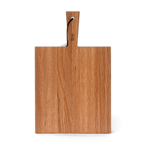 Cheese Paddle No.6 – White Oak - The Cheese Paddle No.6 is a wider version of our popular Cheese Paddle No.1. This cheese board doubles as a durable chopping board and is a perfect size for chopping or serving in a smaller kitchen, or on smaller tables.