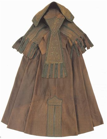 Cape (part of traditional work dress) , Miranda-do-Douro, Portugal