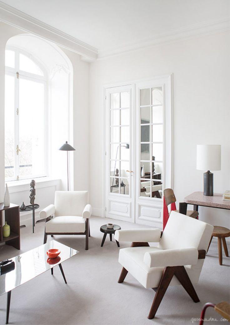 M s de 25 ideas incre bles sobre apartamentos parisinos en for Decoracion de interiores paris