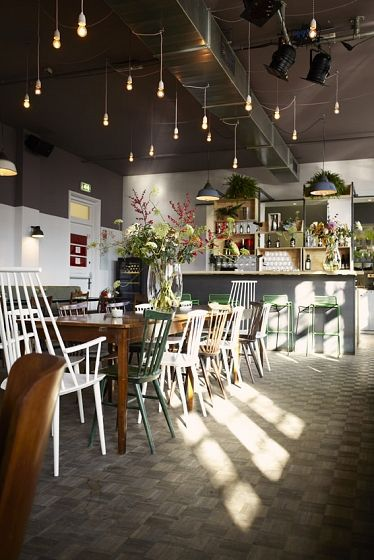 Edel restaurant / Amsterdam