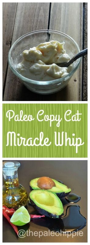 The healthy possibilities are endless with a good mayo or Miracle Whip recipe.  This is it!